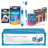 Piksters Implant és Híd tisztító szett Dental Implant & Bridge Complete Care Kit