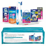Piksters Periodontal & Diabetic Advanced Oral Care Kit