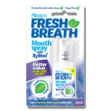 Piksters szájfrissítő Fresh Breath Mouth Spray 20ml