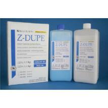 Z-Dupe dublírmassza silikon Shore A 15 normál kék 2x1kg HS