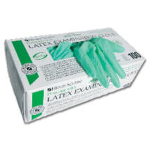 AKCIÓ!-Kesztyű Aloe Latex púderm 5+1