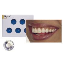 Skyce fogékszer transp. 1,9mm 5db