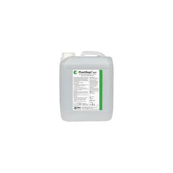 Plastisept Eco felületfertőtlenítő 5l alkoholmentes Alpro
