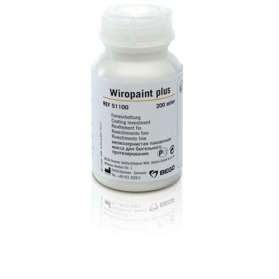 Wiropaint plus finom beágyazó 200ml