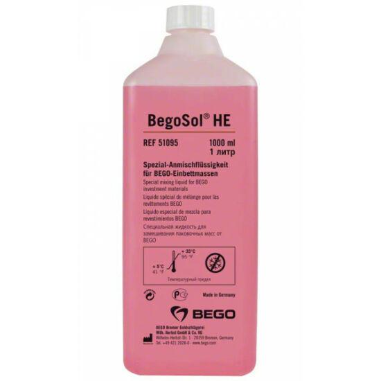 BegoSol HE magasabb expanzióhoz Mixing liquid 1L