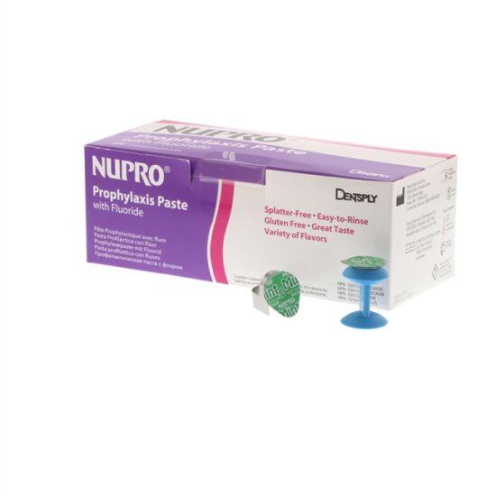 Polírpaszta Nupro fluormentes 200x2gr. Mentol