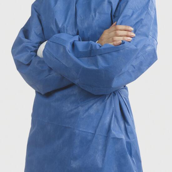 ALLE steril köpeny kék microfiber  Nr. M 1db