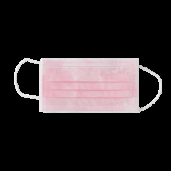 Arcmaszk Monoart Protection 3 rózsaszín 50db