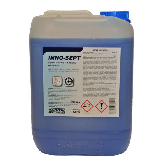 INNO-SEPT fertőtlenítő folyékony kéztisztító 5 l.