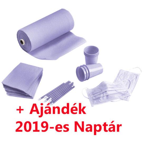 AKCIÓ - Kit Monoart 5 + 2019-es előjegyzési naptár