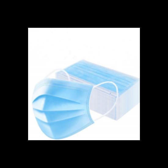 Arcmaszk LVDA gumis kék 50db