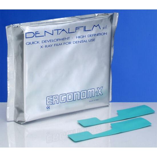 Ergonom X-speed 50db D Dentalfilm 3x4cm