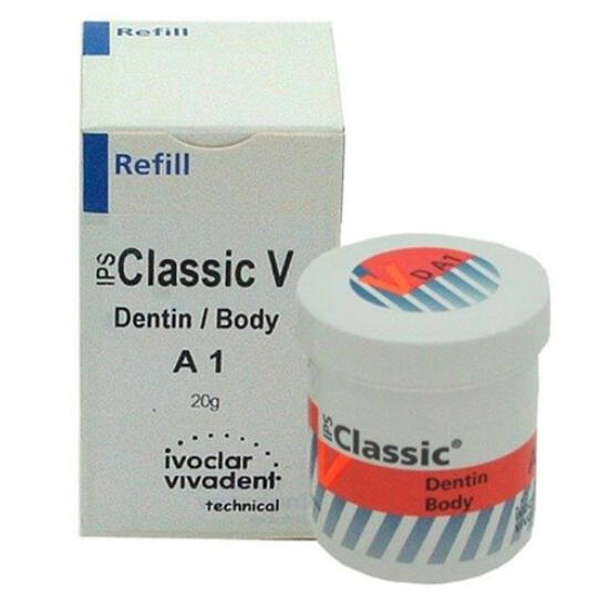IPS Classic V dentin 20gr A1