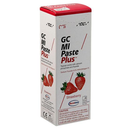 GC MI Paste Plus, 1x40g Strawberry