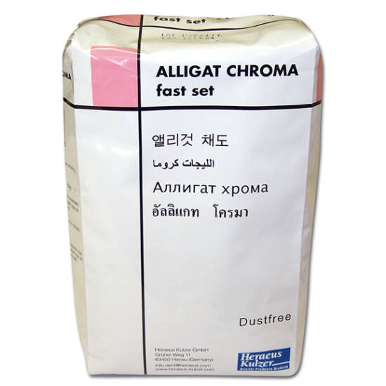 AKCIÓ - Alligat Chroma Fast lenyomatanyag 453g 3+1