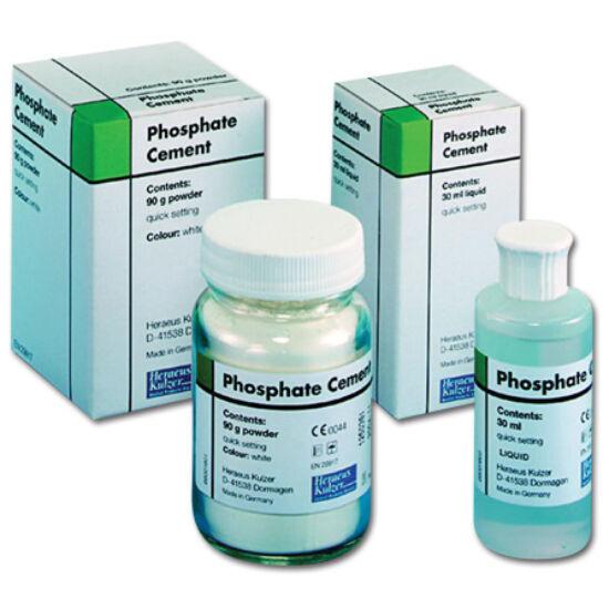 Phosphat cement gyors folyadék 30ml