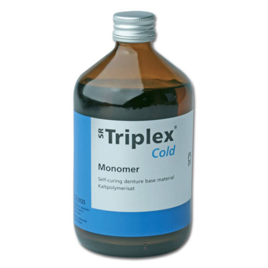 Triplex Cold Monomer 0,5L