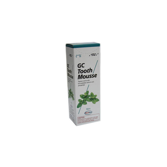 GC Tooth Mousse 1x40g  Mint