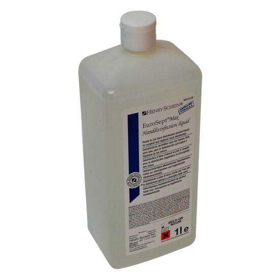 Eurosept Plus seb.kézfertőtlenítő 1L használatra kész alkoholos HS