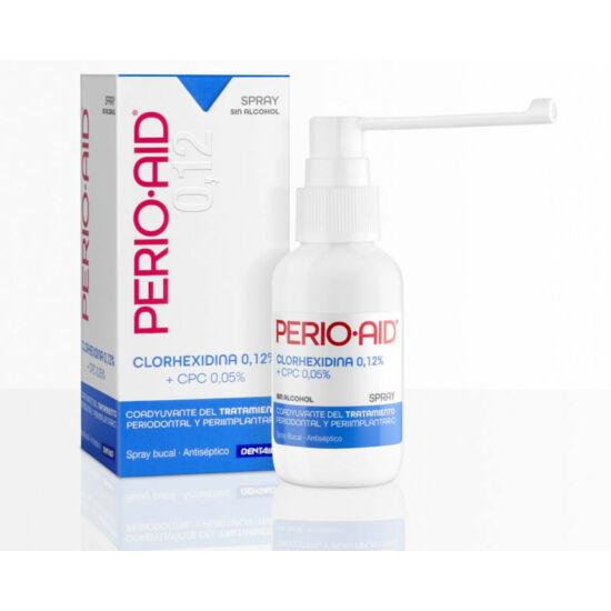 Perio Aid Intensive Care 0,12% spray kék 50ml