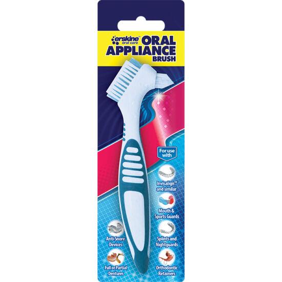 Piksters fogszabályzó / protézis tisztító kefe Oral Appliance Brush
