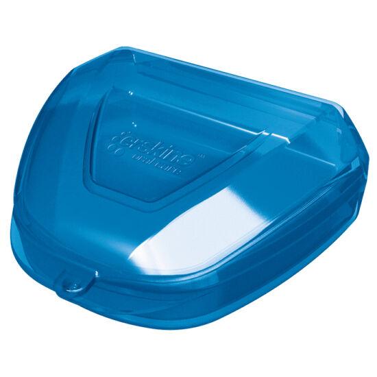 AKCIÓ! Piksters fogszabályzó/fogsín tartó Oral Appliance Case 4+1