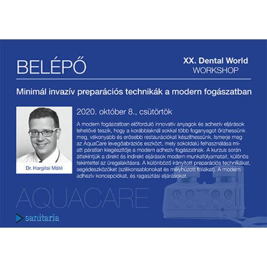 Minimál invazív preparációs technikák a modern fogászatban