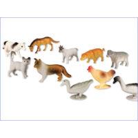 Játék Miratoi Nr.3 Farm Szett háziállatok 100db