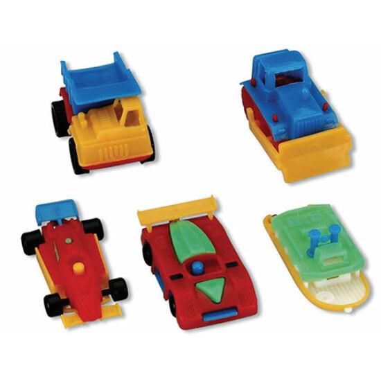 Játék Miratoi Nr.10 autók+hajók 100db