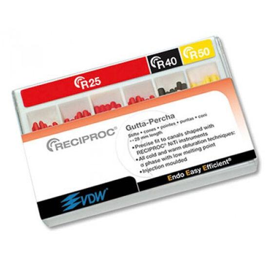 Reciproc Guttapercha 28mm 25 piros 60db