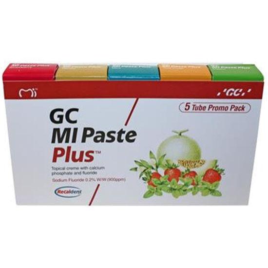 GC MI Paste Plus Promotional 5-Pack