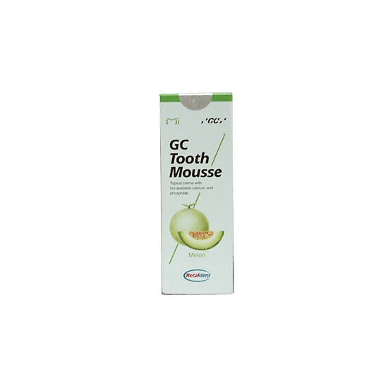 GC Tooth Mousse 1x40g Melon